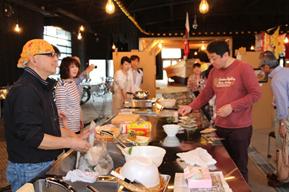 魚々座料理教室