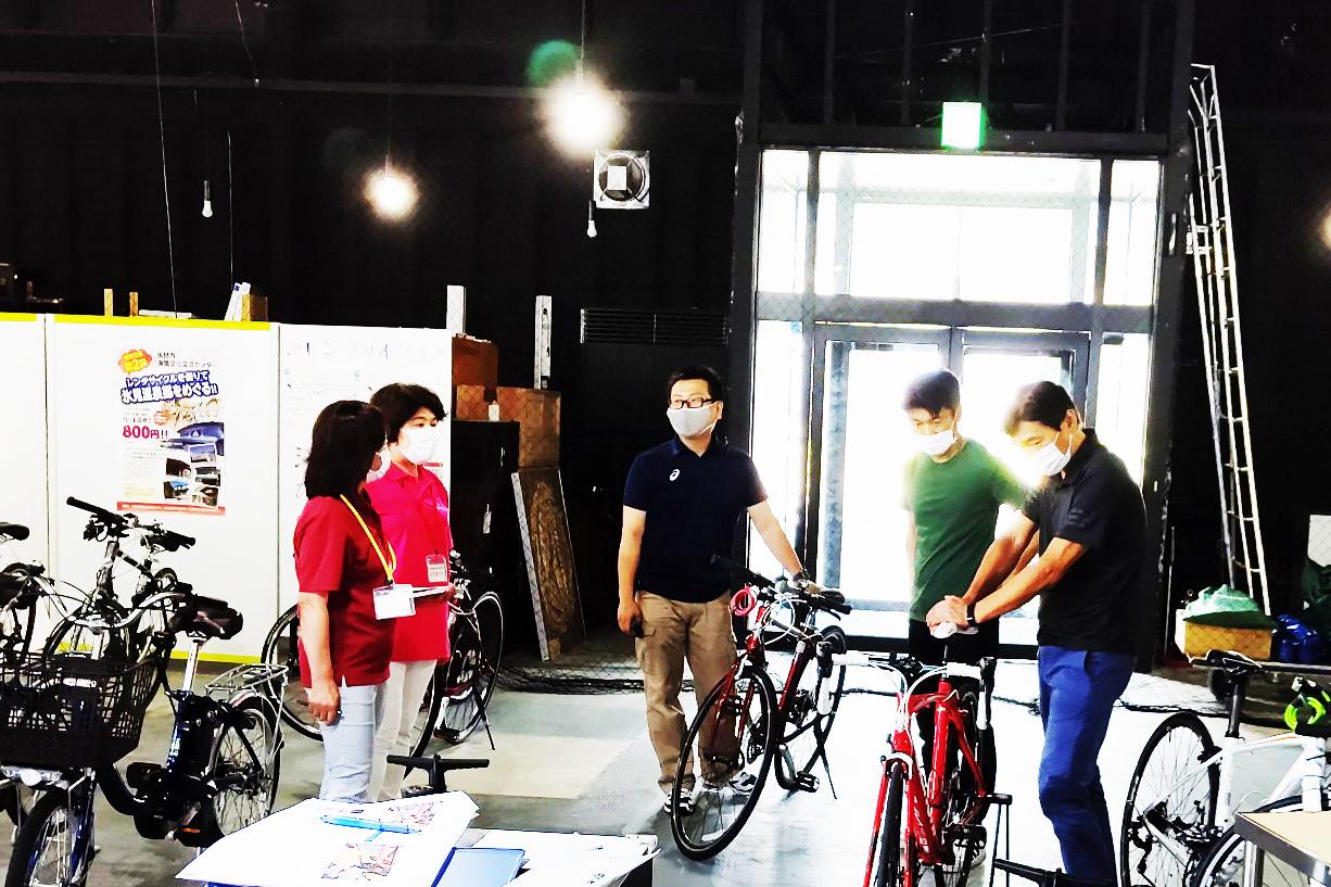 サイクリング勉強会